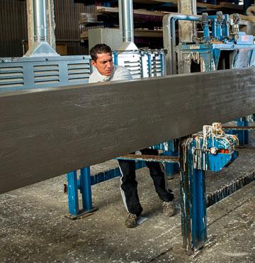 Lavorazione del legno Palermo - LoCastro